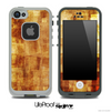 Abstract Orange Painting V2 Skin for the iPhone 5 or 4/4s LifeProof Case