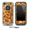 Giraffe Skin for the iPhone 5 or 4/4s LifeProof Case
