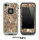 Wood Shavings Skin for the iPhone 5 or 4/4s LifeProof Case