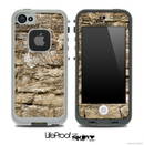 Scarred Wood Skin for the iPhone 5 or 4/4s LifeProof Case