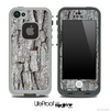 Light Tree Bark Skin for the iPhone 5 or 4/4s LifeProof Case