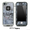 Layered Concrete Skin for the iPhone 5 or 4/4s LifeProof Case