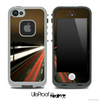 Traffic Elapsed Skin for the iPhone 5 or 4/4s LifeProof Case