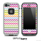 The Colorful Chevron Pattern Skin for the iPhone 5 or 4/4s LifeProof Case