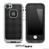 Dark Plaid Skin for the iPhone 5 or 4/4s LifeProof Case