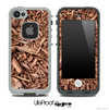 Wood Chips Skin for the iPhone 5 or 4/4s LifeProof Case