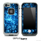 Neon Blue Notes Skin for the iPhone 5 or 4/4s LifeProof Case