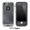 Grey Denim Skin for the iPhone 5 or 4/4s LifeProof Case