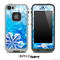 Creative Snowflake Skin for the iPhone 5 or 4/4s LifeProof Case