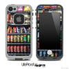 Vending Skin for the iPhone 5 or 4/4s LifeProof Case