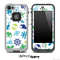 Aqua Sea Life Skin for the iPhone 5 or 4/4s LifeProof Case