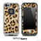 Real Cheetah Animal Print Skin for the iPhone 5 or 4/4s LifeProof Case