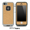 Cork Board Skin for the iPhone 5 or 4/4s LifeProof Case