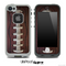 Football Laced Skin for the iPhone 5 or 4/4s LifeProof Case