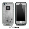 Concrete Surface Skin for the iPhone 5 or 4/4s LifeProof Case