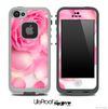 Pink Rose Petals Skin for the iPhone 5 or 4/4s LifeProof Case