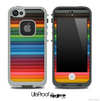 Neon Color Bar Skin for the iPhone 5 or 4/4s LifeProof Case