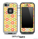 Vintage Buttons Skin for the iPhone 5 or 4/4s LifeProof Case