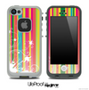 Abstract Striped Skin for the iPhone 5 or 4/4s LifeProof Case