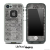 Layered Metal Skin for the iPhone 5 or 4/4s LifeProof Case