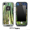 Torn Peacock Feather Skin for the iPhone 5 or 4/4s LifeProof Case