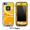 Fruity Orange Slice Skin for the iPhone 5 or 4/4s LifeProof Case