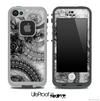Black & White Bionic Skin for the iPhone 5 or 4/4s LifeProof Case