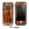 Aged Wood Knot Skin for the iPhone 5 or 4/4s LifeProof Case