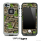 Vibrant Green Camo Skin for the iPhone 5 or 4/4s LifeProof Case