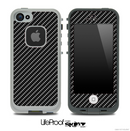 Carbon Fiber Skin for the iPhone 5 or 4/4s LifeProof Case