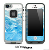 Ocean Waves Skin for the iPhone 5 or 4/4s LifeProof Case