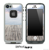 Paradise Dock Skin for the iPhone 5 or 4/4s LifeProof Case
