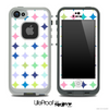 Sparkling V3 Fun Color Pattern Skin for the iPhone 5 or 4/4s LifeProof Case