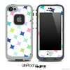 Sparkling Fun Color Pattern Skin for the iPhone 5 or 4/4s LifeProof Case