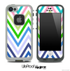 Color-Bright V8 Chevron Pattern Skin for the iPhone 5 or 4/4s LifeProof Case