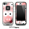 Cute Pig Face Skin for the iPhone 5 or 4/4s LifeProof Case