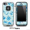 Nautica Collage V5 Skin for the iPhone 5 or 4/4s LifeProof Case