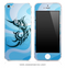 Abstract Underwater Fish iPhone Skin