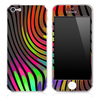Abstract Color Swirled V5 Skin for the iPhone 3gs, 4/4s or 5