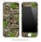 Vibrant Real Woods Camouflage iPhone Skin