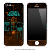 Soli Deo iPhone Skin by Lauren Pyles