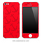 Red Anchor Bundle iPhone Skin