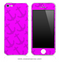 Hot Pink Anchor Bundle iPhone Skin