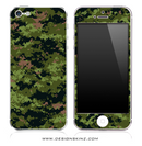 Digital Camo V2 iPhone Skin