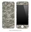 Digital Camo V3 iPhone Skin