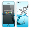 Anchor Splashing Skin For The iPhone 5c
