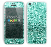 Glimmer Aqua Green Skin For The iPhone 5c