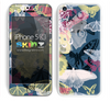 Colorful Abstract Butterfly Skin For The iPhone 5c