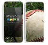 Worn Baseball Skin For The iPhone 5c