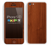 Raw Wood V2 Skin For The iPhone 5c